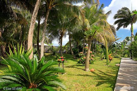 Location saint fran ois guadeloupe domaine de la vall e d 39 or for Au jardin tropical guadeloupe